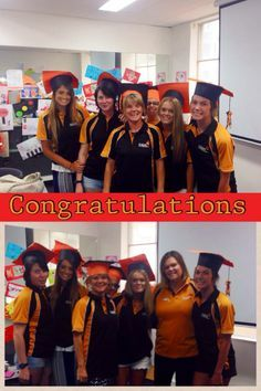 Happy #GraduationDay to our 23rd September - Melbourne Class #SageChildCare