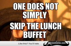 One Does Not Simply: One does not simply...