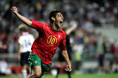 RUI COSTA - Portugal Rui Costa, Sports Marketing, Ac Milan, Messi, Ronaldo, Garra, Football, Portuguese, Legends