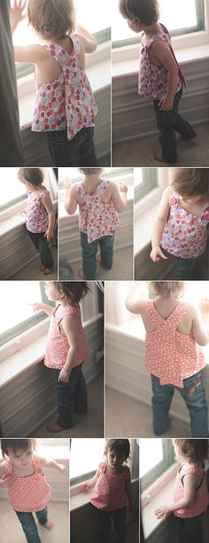 I'm going to attempt to make this top as well...Sandpiper Top