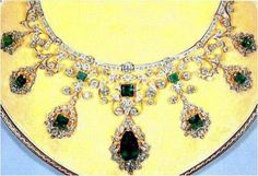 From Her Majesty's Jewel Vault: The Godman Necklace