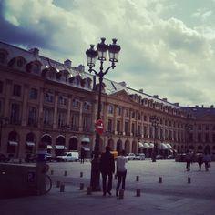 Paris place Vendome