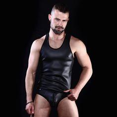 BOXER - Neoprene Vest - Black