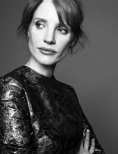 """chastains: """" Jessica Chastain photographed by Amy Troost for Madame Figaro """""""