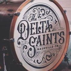The Delta Saints by TNKR Design Co.
