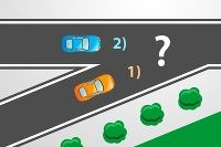 RIEŠENIE: Poznáte dopravné predpisy? Kto má prednosť na križovatke...? - foto galéria | Podkapotou.sk
