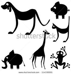 various animals