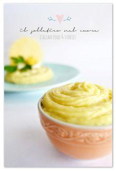 La ricetta del purè di patate Essie, Italian Recipes, Fruit, Blog, Blogging