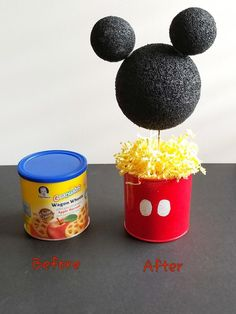 DIY Mickey Mouse Party Ideas The ultimate way to plan a diy mickey mouse party without spending a lot of money on decorations. I chose to do a lot of the decorating myself! The post DIY Mickey Mouse Party Ideas appeared first on Paris Disneyland Pictures. Mickey 1st Birthdays, Mickey Mouse First Birthday, Mickey Mouse Baby Shower, Mickey Mouse Clubhouse Birthday Party, 2nd Birthday, Birthday Ideas, Mickey Mouse Party Decorations, Mickey Mouse Parties, Disney Parties