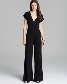 AQUA Jumpsuit - Surplus Knit  Bloomingdale's