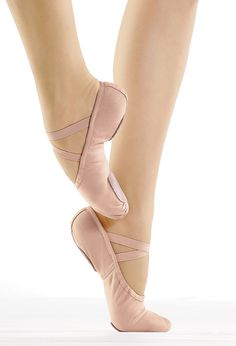Sapatilha Meia-Ponta Só Dança - Ballet e Dança - MariDança