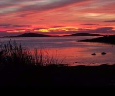 Isles of Scilly, St Mary's Sunset ~ 2013 The most beautiful of sunsets! #ios #stmarys #sunset #2013 #beautiful