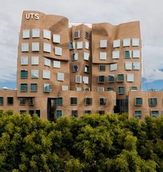 Dr Chau Chak Wing Building in Sydney by Frank Gehry   Yellowtrace