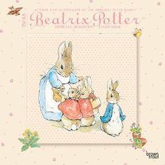 Beatrix Potter 2015 Calendar
