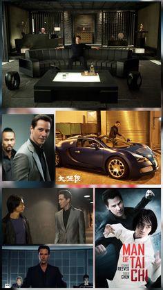 "Keanu Reeves, ""Man of Tai Chi"". Man Of Tai Chi, Keanu Reeves, Beautiful Soul, Celebrities, Movie Posters, Movies, Celebs, Films, Film Poster"