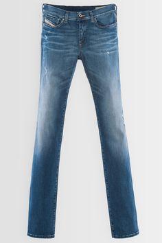 Diesel #jeans: BOOTZEE-ST 0822J #essential. Shop your perfect jeans at JeansandFashion.com #JeansandFashion #jeans #Diesel