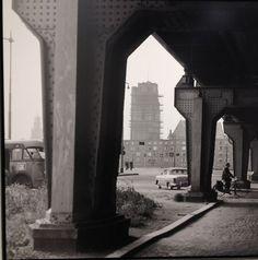 Cas Oorthuys, 1957. Blaak, Rotterdam.: