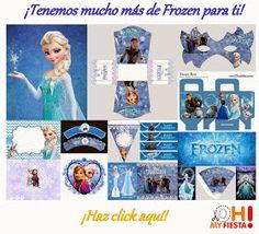 Frozen.