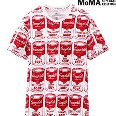 Uniqlo x MOMA