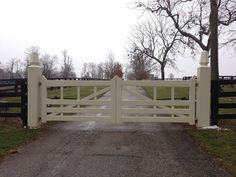 Chimney Ridge gate