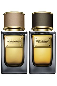 Your Perfect Fall Fragrance: Sexy and Alluring. Dolce & Gabbana Velvet Desert Oud
