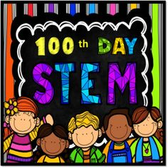 This STEM project relies on student collaboration, communication, critical thinking, and creativity as they work in a team to build something to commemorate the 100th day of school. Students work together in teams to plan out something to build. Then they go home and collect 100 items. Returning th... Stem Projects, Build Something, 100 Days Of School, 100th Day, Student Work, Critical Thinking, A Team, Collaboration, Communication
