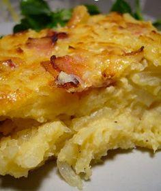 Kugelis-Lithuanian Dish