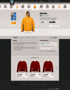 #e-commerce #productpage