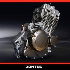 Yüksek performanslı, yakıt tasarruflu ve uzun ömürlü motor bloğuna sahip Zontes S250 18 kw gücünde olup üstten çift eksantrik ve 4 subablı hava-yağ soğutmalı yapısı ile mükemmel performans sağlar. www.zontes.com.tr