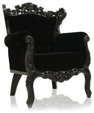 Old Victorian chair