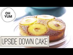 Chef Anna Olson shows you how to make the best Pineapple Upside Down Cake using her own original recipe!Want to lear. Pineapple Upside Down Cupcakes, Pineapple Cake, Anna Olson, Tea Time Snacks, Flan, Pastry Cake, Round Cakes, Sweet Desserts, Original Recipe