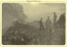 Vesuvio in 1944 eruption