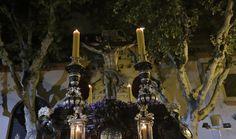 Las fotos del Calvario en la Madrugada del Viernes Santo de la Semana Santa de Sevilla 2017
