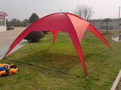 Folding Star Beach Camping Tent 8 Person