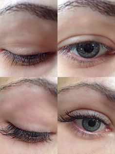 Kids and Heels: Video & Update: DIY Eyelash Extensions die 2te : e...