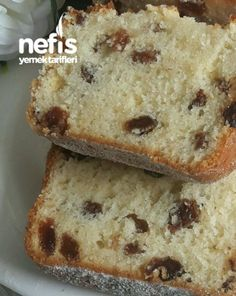 10 Minuets : Cake with Coconut and Raisins