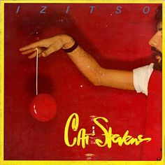 """Cat Stevens - Izitso - """"Old Schoolyard"""" - Synthpop - Electronic Rock - Folk Rock - A&M 1977 - Vintage Gatefold Vinyl LP Record Album Things That Bounce, Cool Things To Buy, A&m Records, Island Records, Cat Stevens, Pochette Album, Playing Guitar, Music Publishing, Album Covers"""
