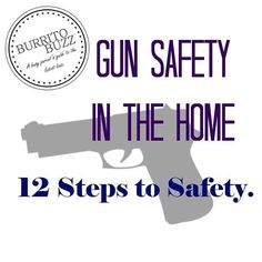 Gun Safety In The Home   Check out our 12 Steps to Gun Safety post, on the blog now! Link is in our bio! #burritobuzz #burritobuzzamanda #baby #babies #momlife #mommylife #blogger #blog #parenting #parents #mama #toddlers #threenager #love #pregnancy #pregnant #blogging #insta #ig #toddler #mommy #motherhood #parenthood #dadlife #daddy #igbaby #instababy #gunsafety