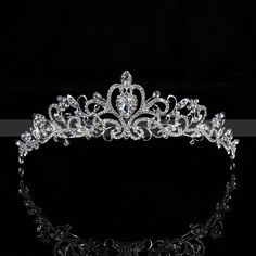 find this pin and more on bridal princess austrian crystal tiara wedding