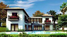 Casas rústicas por Boué Arquitectos
