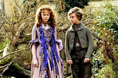 Young Estella and Young Pip in Great Expectations, 2012