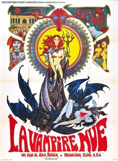 The Nude Vampire (La vampire nue) (1970, France)