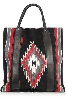 TOTeM Salvaged tote.