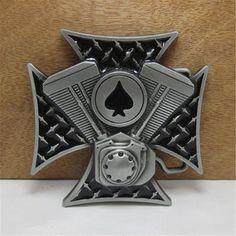 Motor cross cowboys X metal belt buckle biker fashion buckles zinc alloy rings free shipping