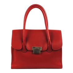 Maranello Tote Red now featured on Fab.