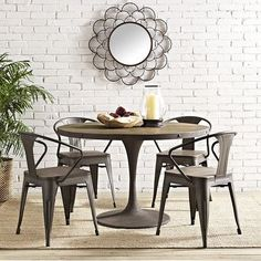 Modway Drive Dining Table | Wayfair