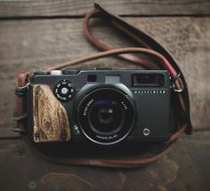 Chanson Camera — camera-cult:   Have you hand made any components...