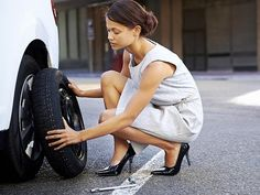Trying to fit another tire over the old one? Checking if the new tire is of the right size? Ro Do, Tired Funny, Flat Tire, Automobile Industry, New Tyres, Old Ones, Ladies Day, Baby Strollers, Old Things