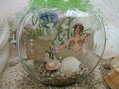 one of my mermaid fish bowls