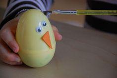 Wibbly, wobbly egg friends